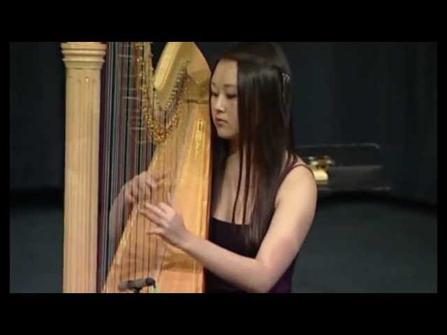 Seika Performs Glinka: The Lark (Harp)
