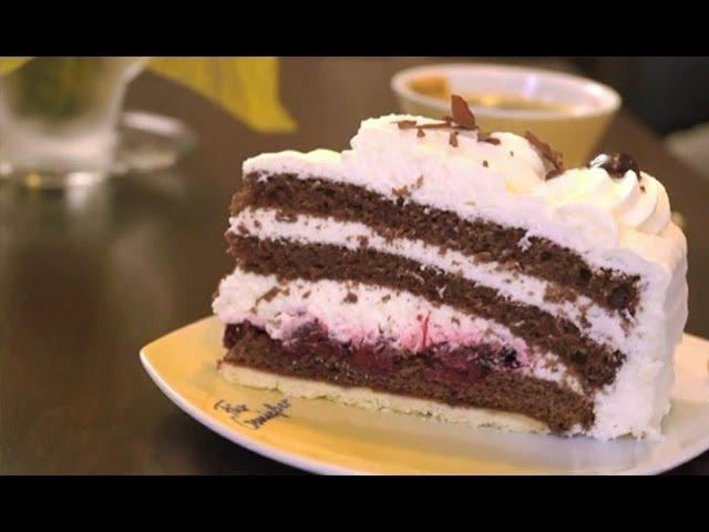 Как приготовить Шварцвальдский торт - Рецепт от Все буде добре - Выпуск 349 - 03.03.14