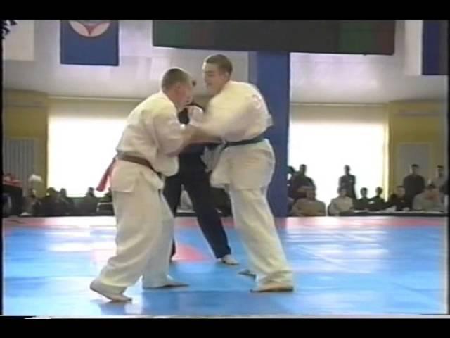 Передачи о Киокушине 2001 г