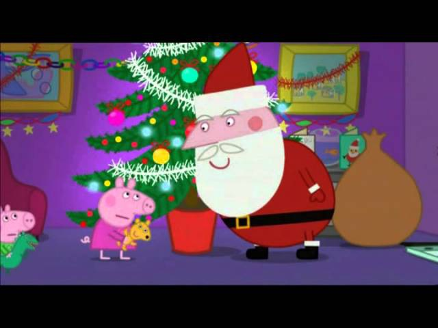 Peppa Pig - Series 2 Episode 13 - Peppa's Christmas