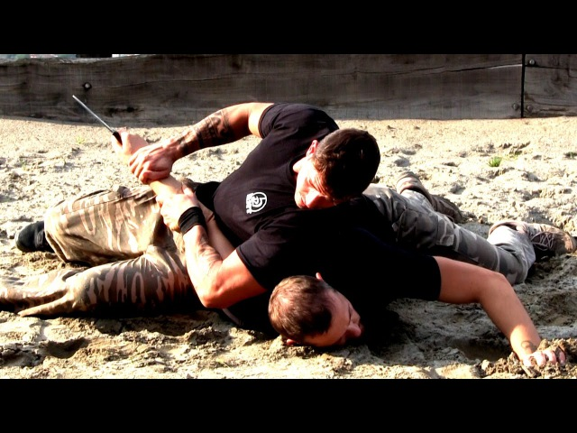 KRAV MAGA TRAINING How to survive a Knife attack part 4 of 4