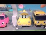 Робокар Поли    город Брум  игрушки   YouTube