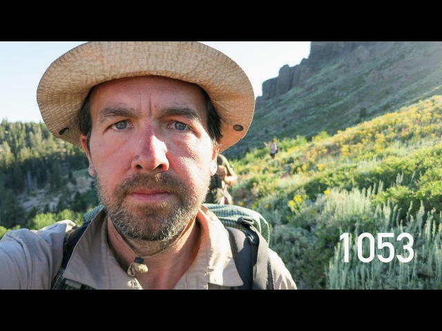 2600 MILES IN 4 MINUTES Time lapse of Andy's Pacific Crest Trail hike music by Martin Sexton