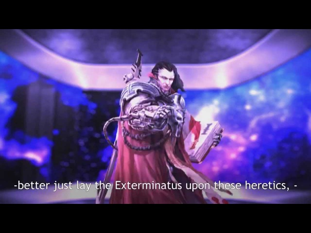If the Emperor had a Text-to-Speech Device - Episode 19 Warp Grumbling