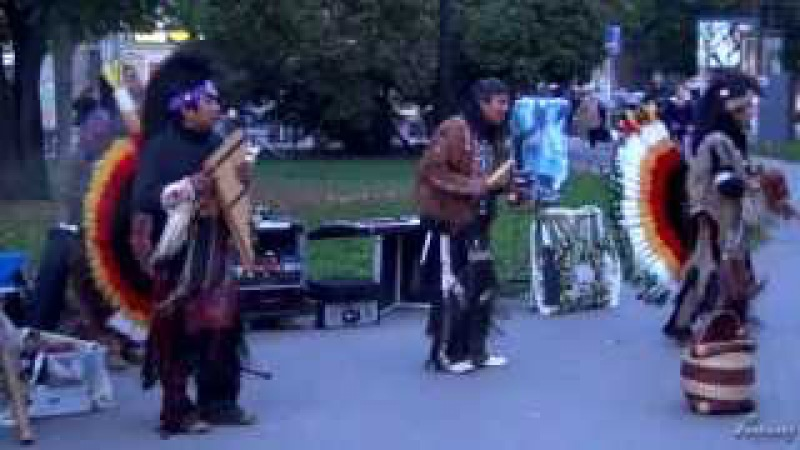 Индейцы на невских берегах Часть 3 2013