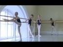 Vaganova Ballet Academy. Classical dance. Girls, 2nd class. 2013.