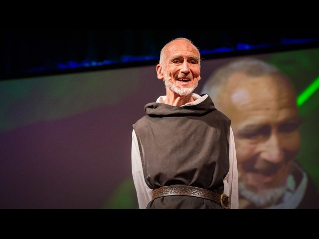 Want to be happy Be grateful | David Steindl-Rast