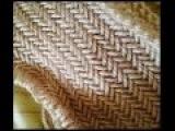 Вязание на спицах для начинающих. Узор Елочка или Колосок
