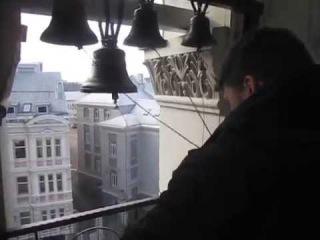 Звон в Романовском храме г. Вильнюса (звонарь - Дьячков Андрей)
