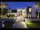 Luxury Homes   New Ultra Modern Intracoastal Estate   1175 Spanish River Rd Boca Raton, Florida