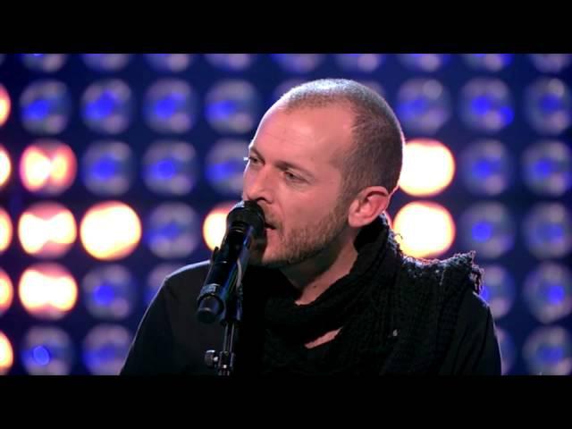 Под настроение. - Шоу «Голос» Норвегия. - Шон Бартлетт с песней «Сладкие мечты» . —