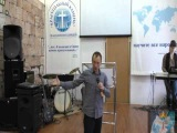 Служение Жизни!!! Исцеление от невролгии (ц.Краеугольный камень) г. Новокузнецк