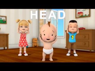 Head, Shoulders, Knees & ToesTablet Giveaway! (Low)