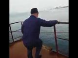Кузя корабль тонет