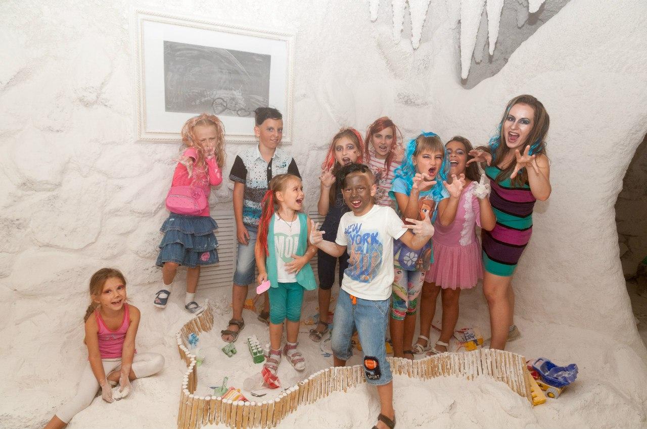 Соляная комната для Детей
