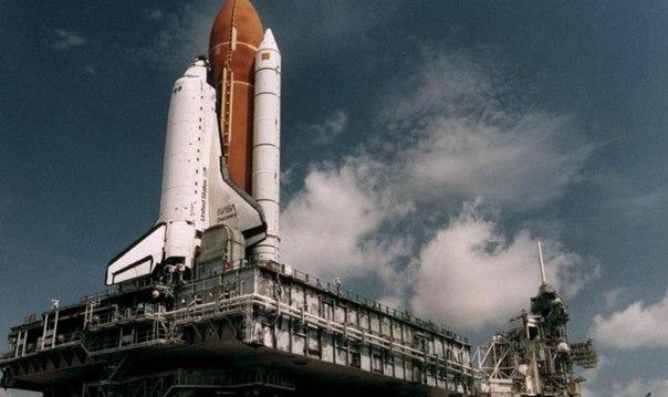 Космический челнок Атлантис готов к запуску