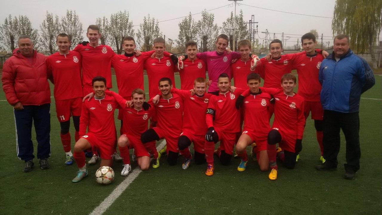 Тренеры ДЮСШ «Витязь» подвели итоги сезона