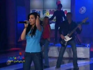 RBD - Empezar Desde Cero (En Familia con Chabelo)
