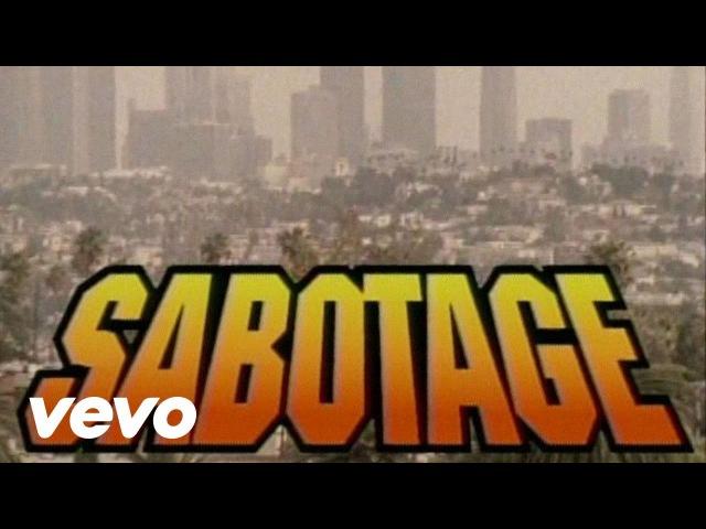 Beastie Boys - Sabotage (Official Music Video)