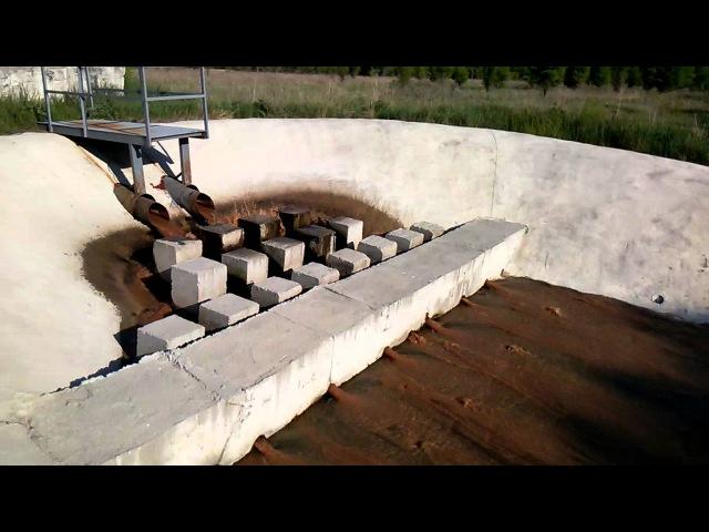 викиди наша ряба у річку Росава