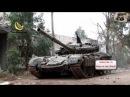 Syria War 2015 Shuhada Al Islam Brigade in Heavy Clashes During The Battle For Darra 1080p Full HD