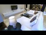 Современная уютная гостиная для большой компании // Дачный ответ