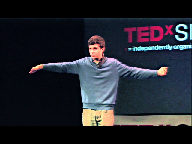Lucky   George Watsky   TEDxSFED
