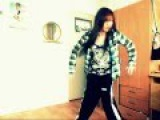 Slick Dogg breakin it down  dance by  SISS  Tutti Fruttiz  Popping  Freestyle Asian  Girl