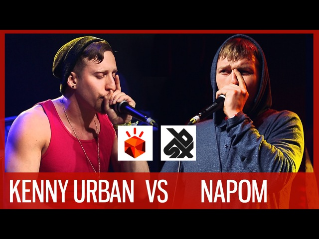 KENNY URBAN vs NaPoM   Grand Beatbox SHOWCASE Battle 2016   FINAL