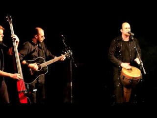 Группа Корни Озёр - Волчий Вальс @ Samhain Tribal Dance Day 2015