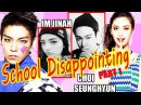 CHOI SEUNGHYUN ♥ IM JINAH • school disappointing │part 1