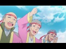 Nurse Witch Komugi-chan R 1 серия русская озвучка Konra-chan Волшебница-медсестра Комуги-тян Эр 01