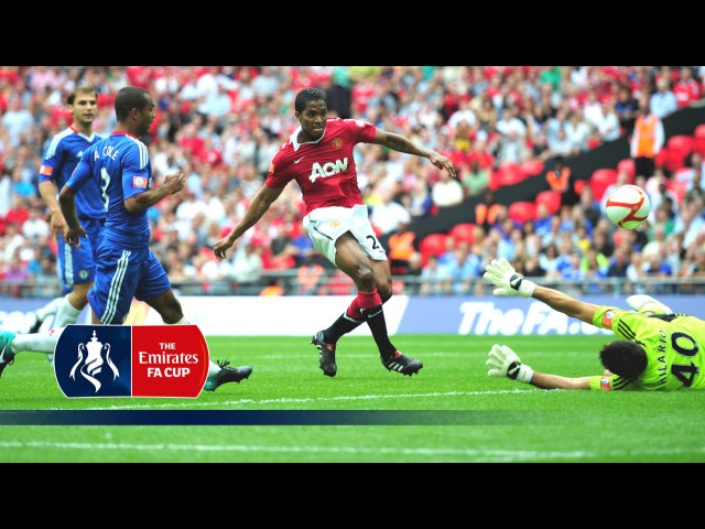 Manchester United 3-1 Chelsea (2010 Community Shield) | Goals Highlights