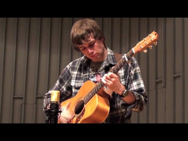Gareth Pearson - Beauty of Discipline - Solo Acoustic Guitar
