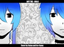 【Kamui Gakupo POWER x VY2V3】ANTI THE∞HOLiC【VOCALOID3カバー】