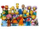 обзор на минифигурки лего симпсоны и 13 серия
