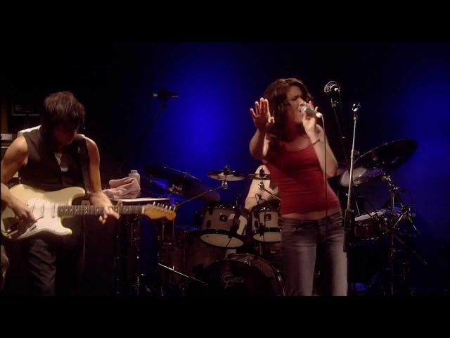 Joss Stone, Jeff Beck, Vinnie Colaiuta, Tal Wilkenfeld - People Get Ready HD [720p]