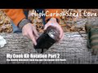 My Cook Kit Rotation Part 2 - The Stanley Adventure Cook Cup and The Condor H2O Pouch