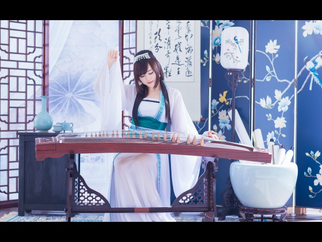 Beautiful Chinese music_Instrument- Endless love [zither]