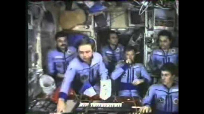Gagarin party