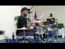 Drum Day feat, Adrian Bent Playing Lord I Lift By Brian Hamilton Divine Worship