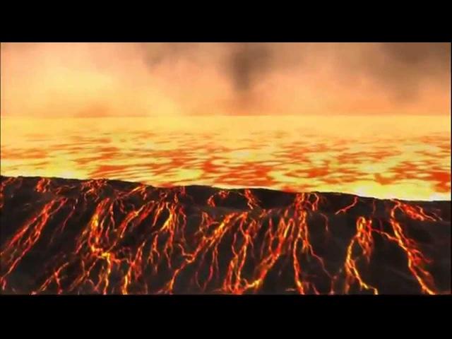 Модель падения метеорита на Землю от Discovery
