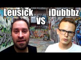 iDubbbz VS Leusick (Little Caesars Grimestepper)