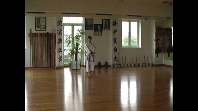 Seibukan no Seisan - Shorin-ryu Seibukan Karate, Okinawan Jinbukan Kobudo, Aikido RUSSIA