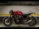 Yamaha XJR1300 Cafe Racer by Macco Motors