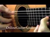 W. A. Mozart - Symphony No.40, 1st mvt (classical guitar arrangement by Emre Sabuncuo