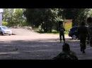 День спецназа 2015. Показуха центра Патриот на военно-патриотической игре Молодежный спецназ