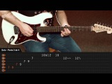 The Thrill Is Gone - B.B King  (aula de guitarra)