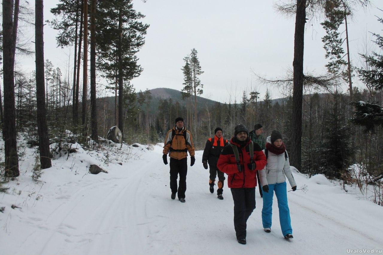 Путь на Полудневку
