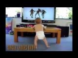 Дети танцуют под разные стили музыки.Классная подборка!
